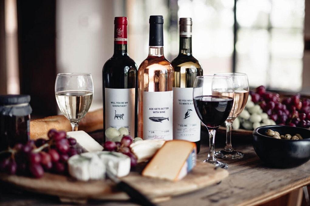Gepersonaliseerde wijn, gin of bier: meer dan enkel een leuk etiket!