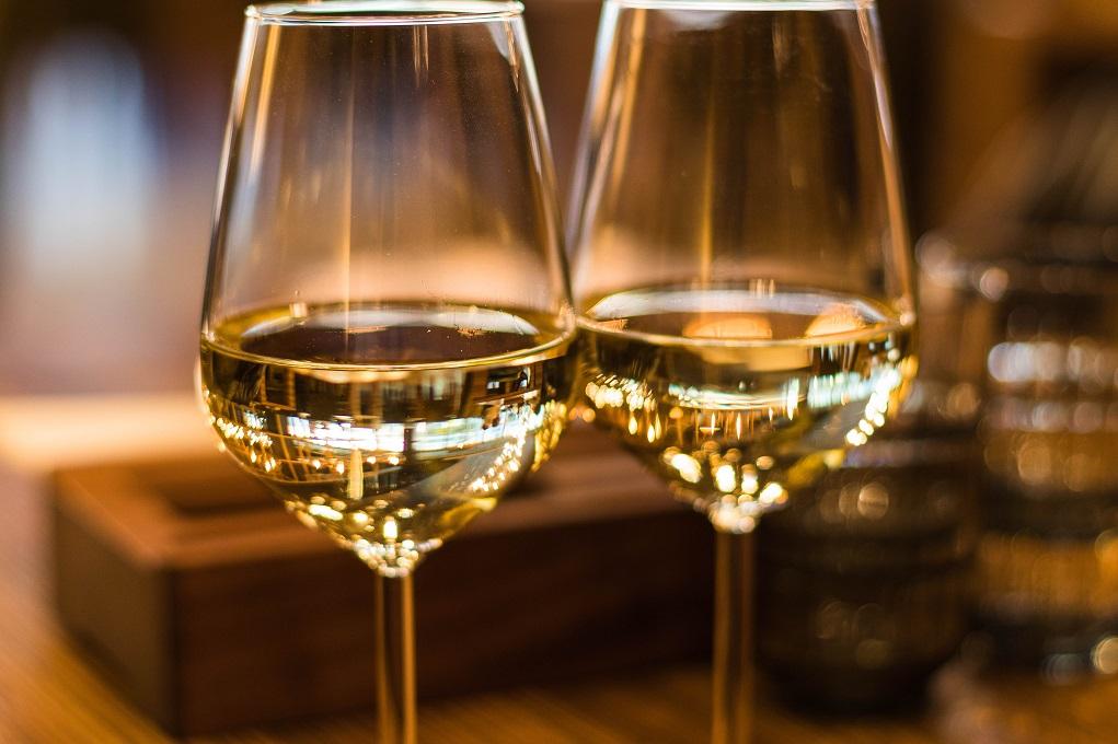Mensen met smaak: Chantal Driesen en Gerrit Swart van het Wijnbeurs Proefpanel
