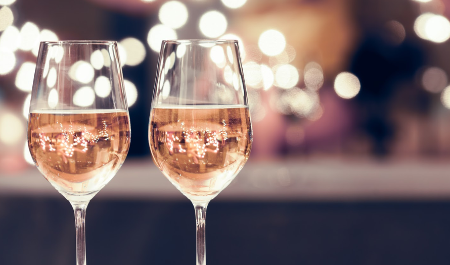 PINK & BUBBLY!