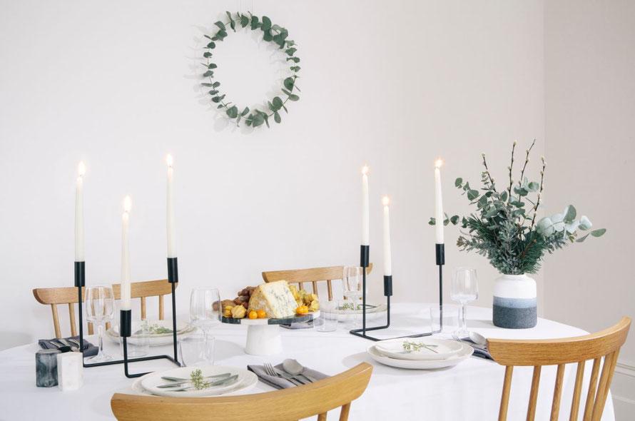 Win een vijfsterren diner bij jou thuis gestyled door MADE.COM