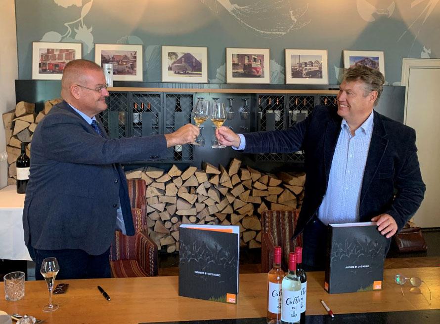 Ziggo Dome en Verbunt Verlinden sluiten partnerovereenkomst