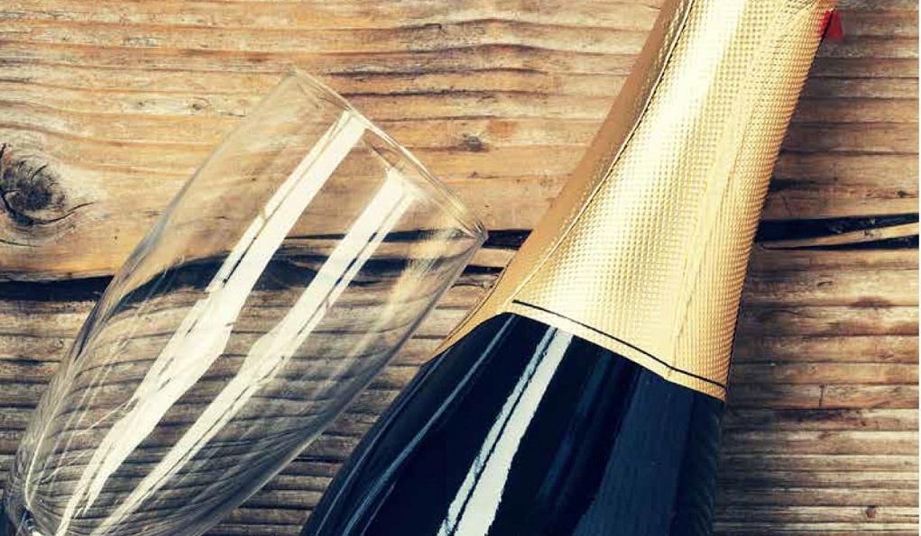 Champagne: Een vreemde eend in de bijt