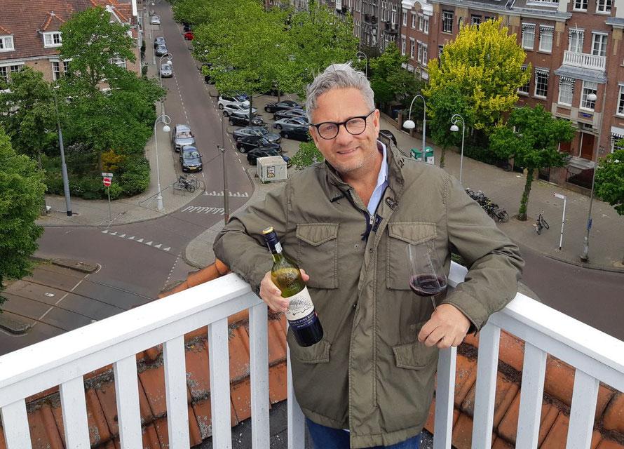Op bezoek bij…Marc Kent van Boekenhoutskloof