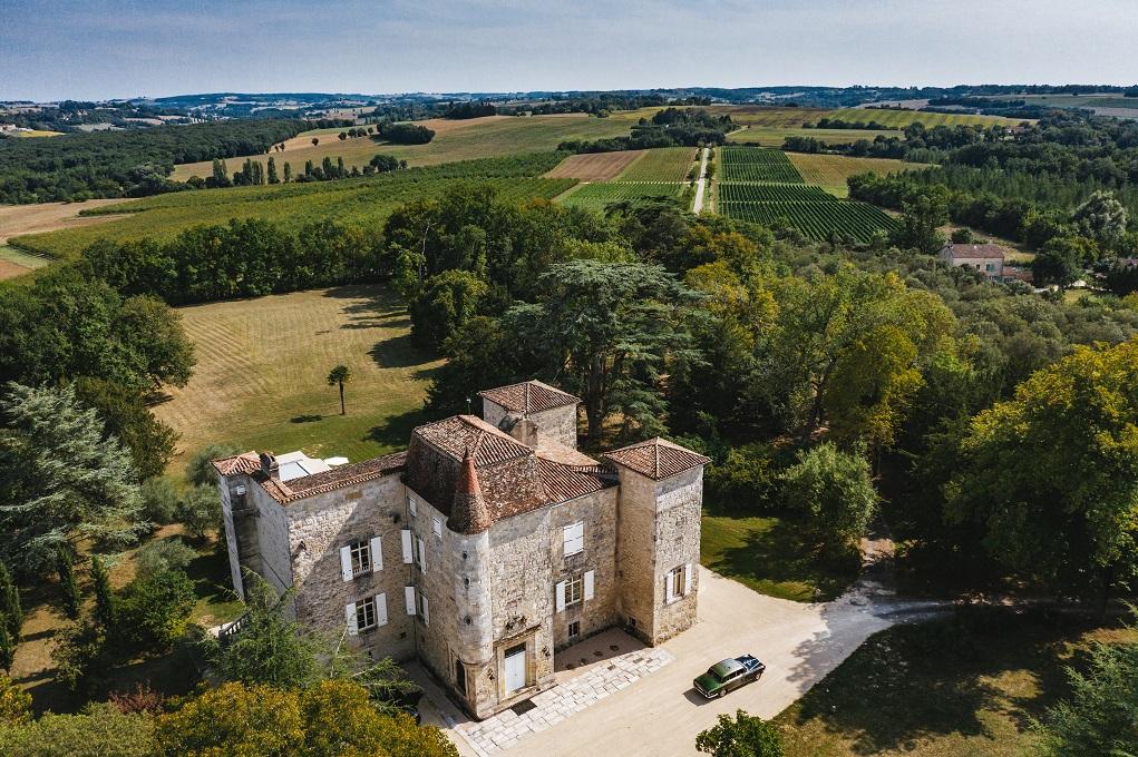 Een bijzonder wijnhuis: Château Gensac
