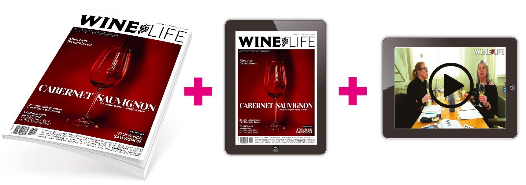 Informatie winelife