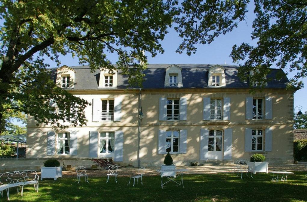 Groeien en bloeien in de Bergerac; Château Bélingard