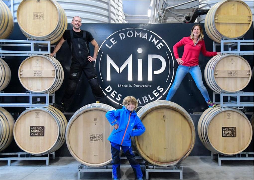 MIP en méér! Domaine des Diables: wine + news