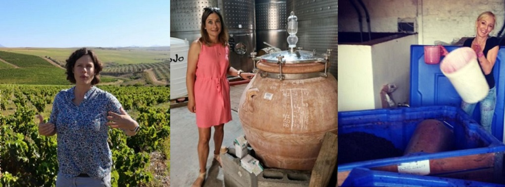 African wine sisters: Wine Power Woman