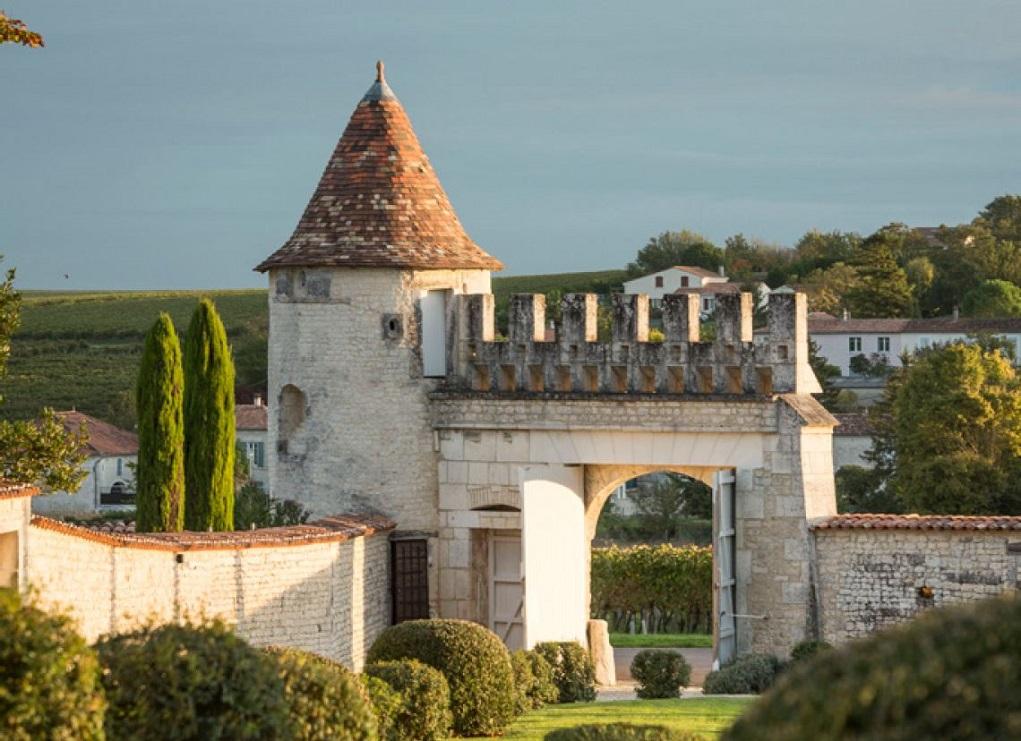Wonen in Cognac. Chateau te koop: Noblesse Oblige