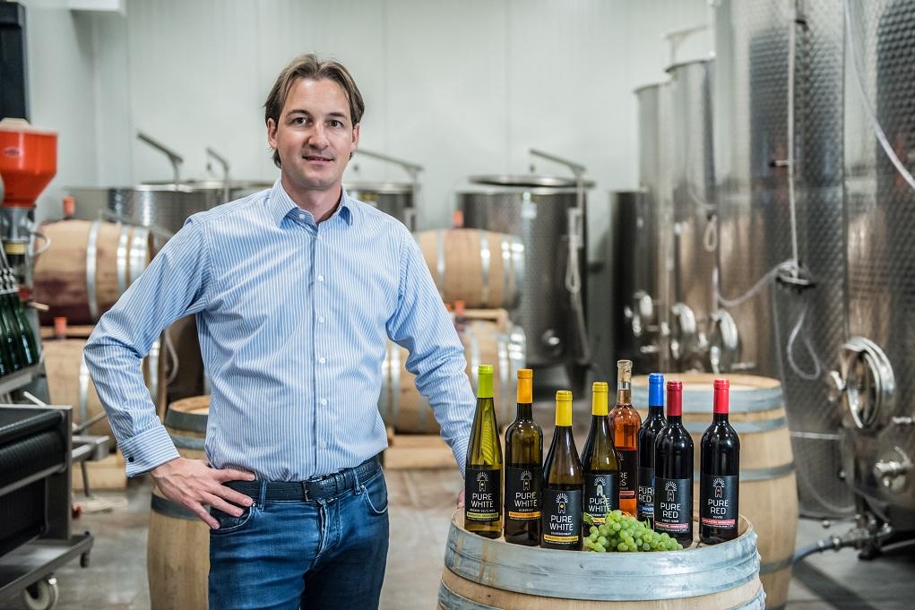 5 vragen aan… Bert Vandeurzen van Wijnkasteel Vandeurzen