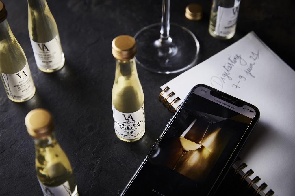 Live proeven met wijnmakers uit de Elzas