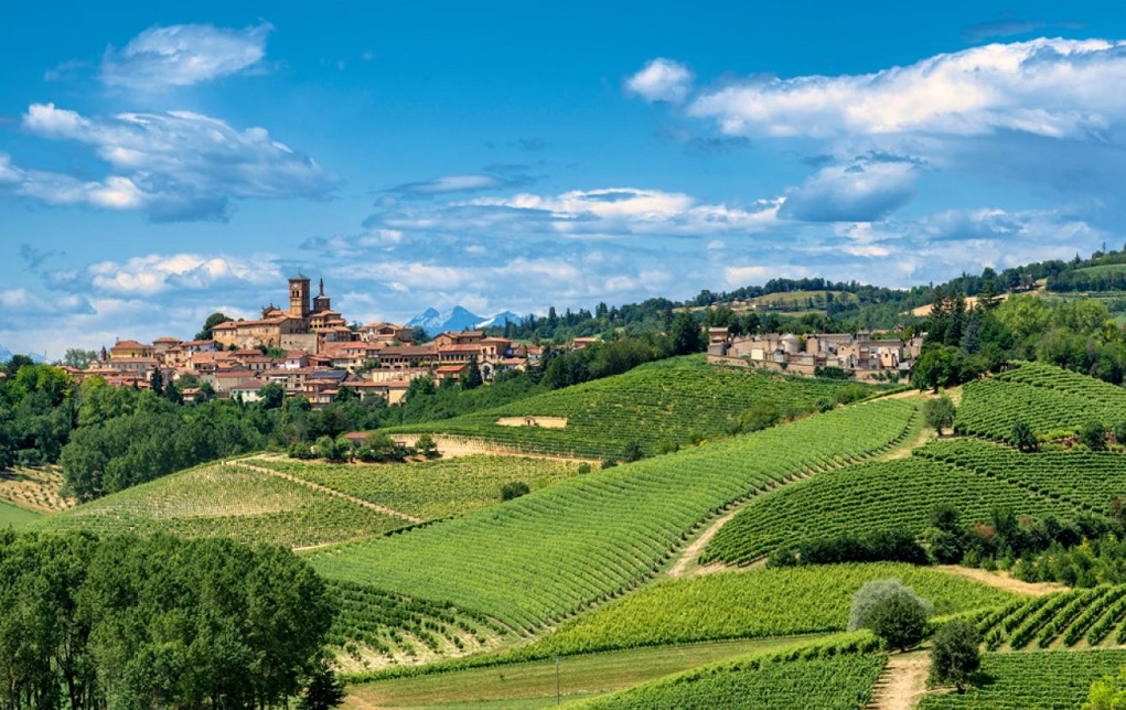 Proeverij: Piemonte