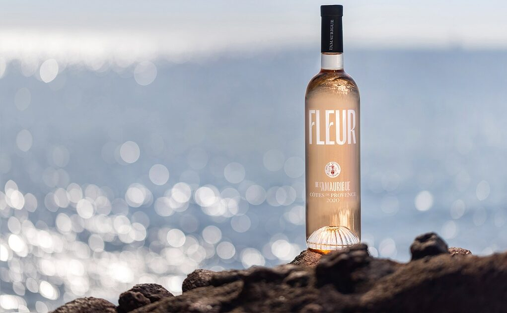 Domaine de l'Amaurigue lanceert rosé met een nieuw design
