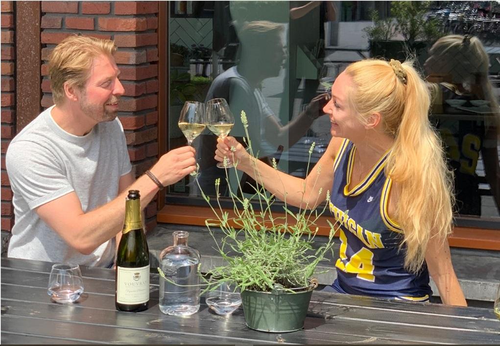 48 uur Amsterdam: Terrashoppen in de hoofdstad met Niek & Karin