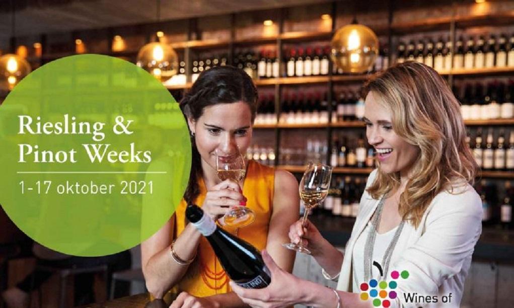 Riesling & Pinot Weeks 2021