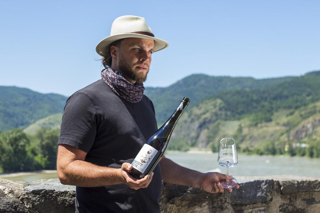 Matthijs Braun importeert uitsluitend wijnen met zijn familienaam